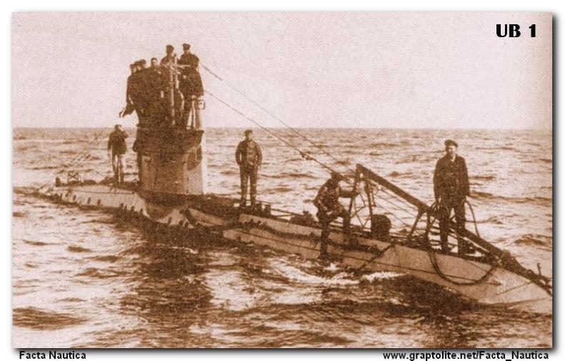 Подводные лодки второй мировой войны