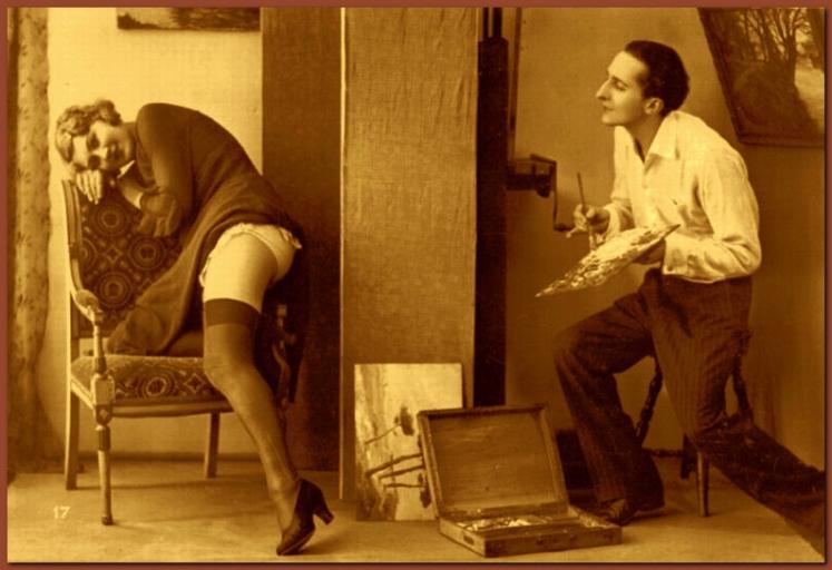 Old erotic photos